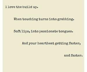 grabbing, Hot, and kiss image