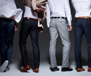menswear, style, and men's fashion image