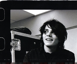 gerard way and my chemical romance image