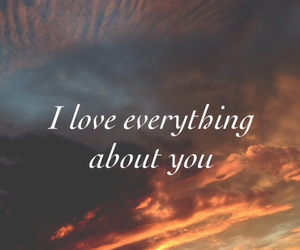 I Love You and you and me image