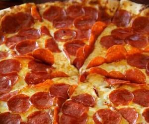 comida, food, and pizza image