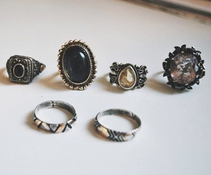 rings and beautiful image