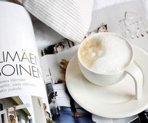 coffee, photography, and magazine image