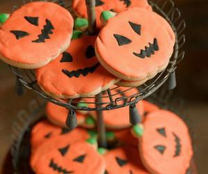 Halloween, food, and Cookies image