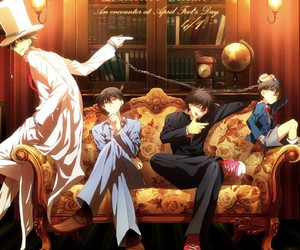 conan, anime, and detective conan image