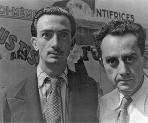 dali, Man Ray, and salvador dali image