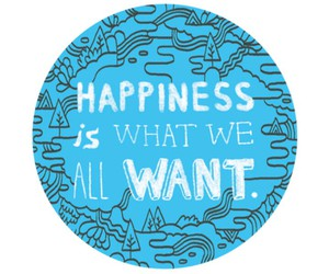 happiness, quote, and want image