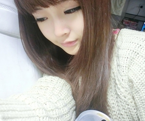 asian, japanese, and pretty image