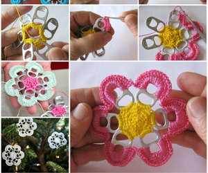 craft, diy, and crochet image
