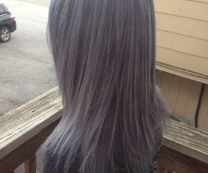 hair and pale image