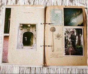 book and scrapbook image
