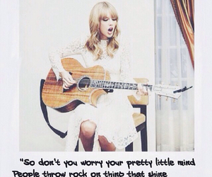 guitar, ours, and Taylor Swift image