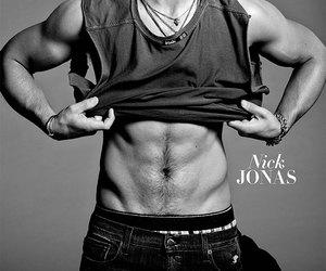 nick jonas, sexy, and Hot image