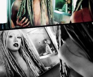 christina aguilera, dirty, and Hot image