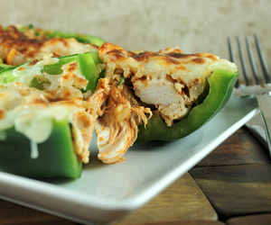 stuffed peppers, chicken recipes, and philly cheese image