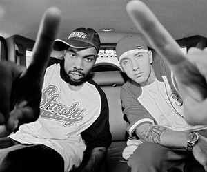 eminem and proof image