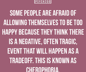 happy, quote, and phobia.people image