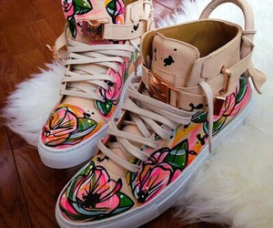 fashion, sneakers, and shoes image