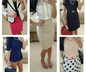 outfits, formal outfits, and office outfits image