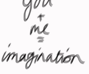 draw, hurt, and imagination image