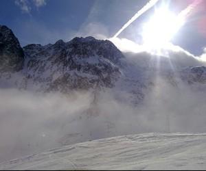 paradise, ski, and snow image