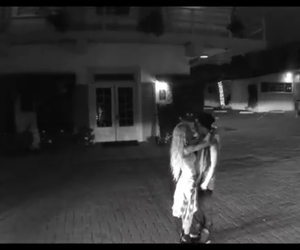 couple, music, and music video image