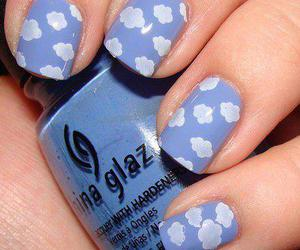 clouds and nails image