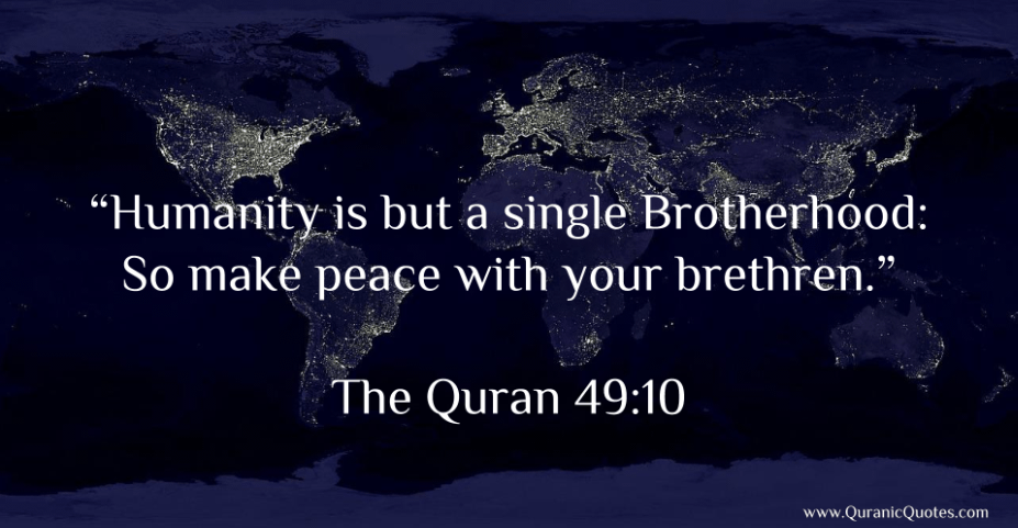 Image result for peace quran