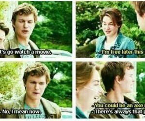 thw fault in our stars image