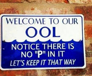 pool, funny, and lol image