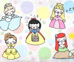 kawaii, princess, and pucca image
