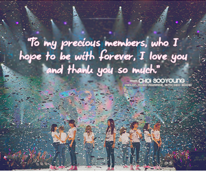 girls generation, kpop, and quotes image