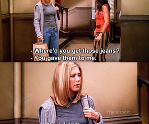 friends, rachel, and funny image