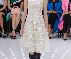 Christian Dior, Couture, and dress image