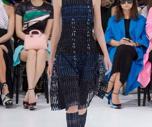 Christian Dior, fashion, and spring 2015 rtw image