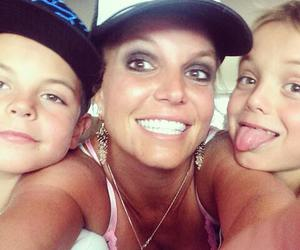 boys, family, and britney spears image
