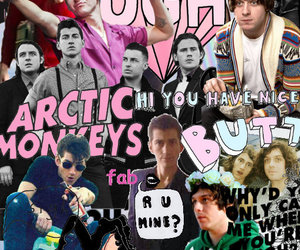 alex turner, pastel grunge, and arctic monkeys image