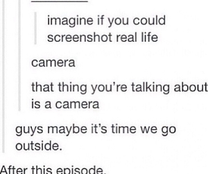 funny, tumblr, and camera image