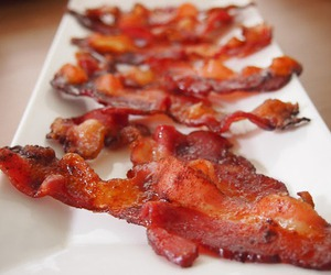 bacon, food, and yummy image