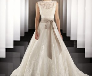 boda, dress, and Couture image