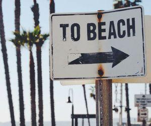 beach, chic, and travel image