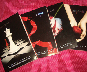 book, books, and breaking dawn image