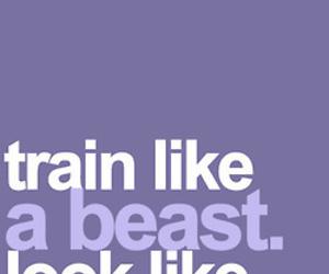 train, beauty, and motivation image