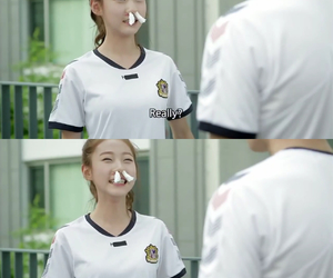 nose bleed, kim sae-ron, and high school love on image