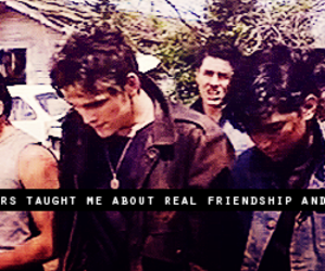 friendship and loyalty image