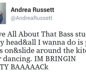 andrea, bass, and funny image