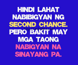 love quotes, tagalog quotes, and tagalog love quotes image