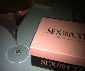 girl and sex and the city image