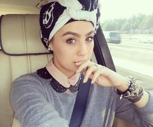 hijab, hijabista, and ascia-akf image