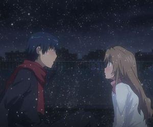 anime, toradora, and takasu ryuuji image
